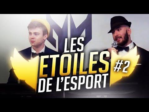 LES ETOILES DE L'ESPORT : LE RETOUR #2 - Chap & Alderiate