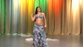 Саиша  Литау (танец живота- шоу)