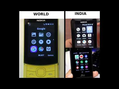 WhatsApp on Nokia 8110 4G? FAKE! It's a Jio Nokia Phone 8110 4G! - BananaHackers
