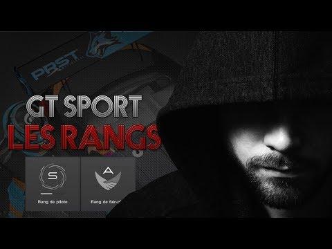 GRAN TURISMO SPORT : Parlons des Rangs Pilotes et Fair play !! thumbnail