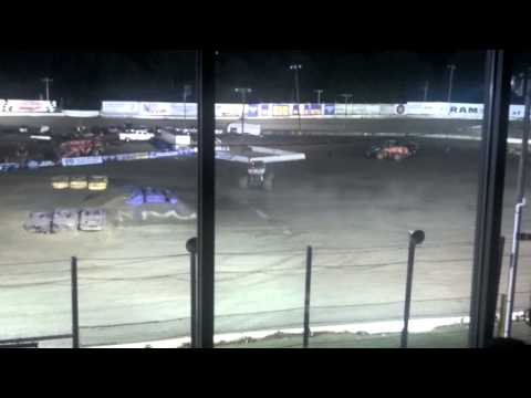 Lebanon Valley Speedway Monster Jam Hooked Freestyle