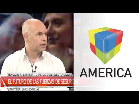 Rodríguez Larreta habló de las primeras medidas del Gobierno de Macri