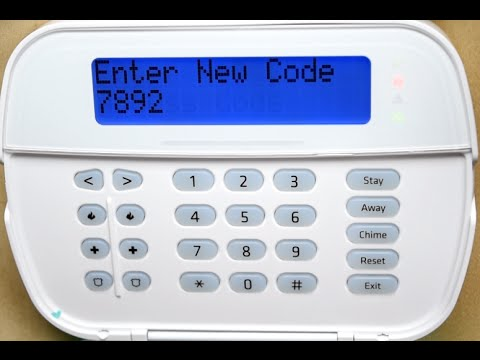 How To Change Your User Master Code On Honeywell Lynx