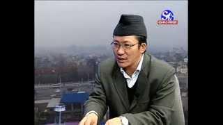 STV CHAT With Khagendra Makhim