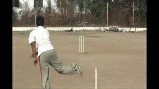 Different Lines to bowl a Googly for Left Handed Batsman