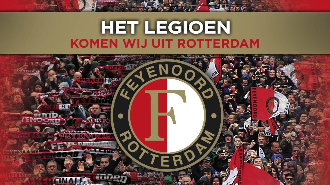 Het Legioen - Komen Wij Uit Rotterdam (Official Audio Video)