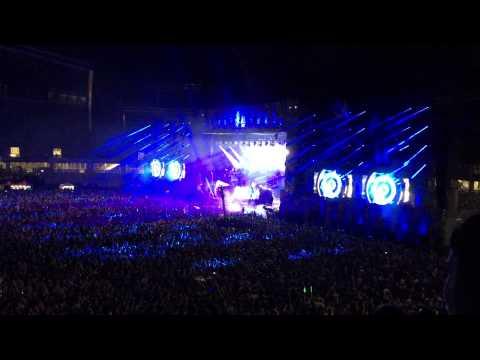 David Guetta - Untold Festival Cluj 2015 (intro)