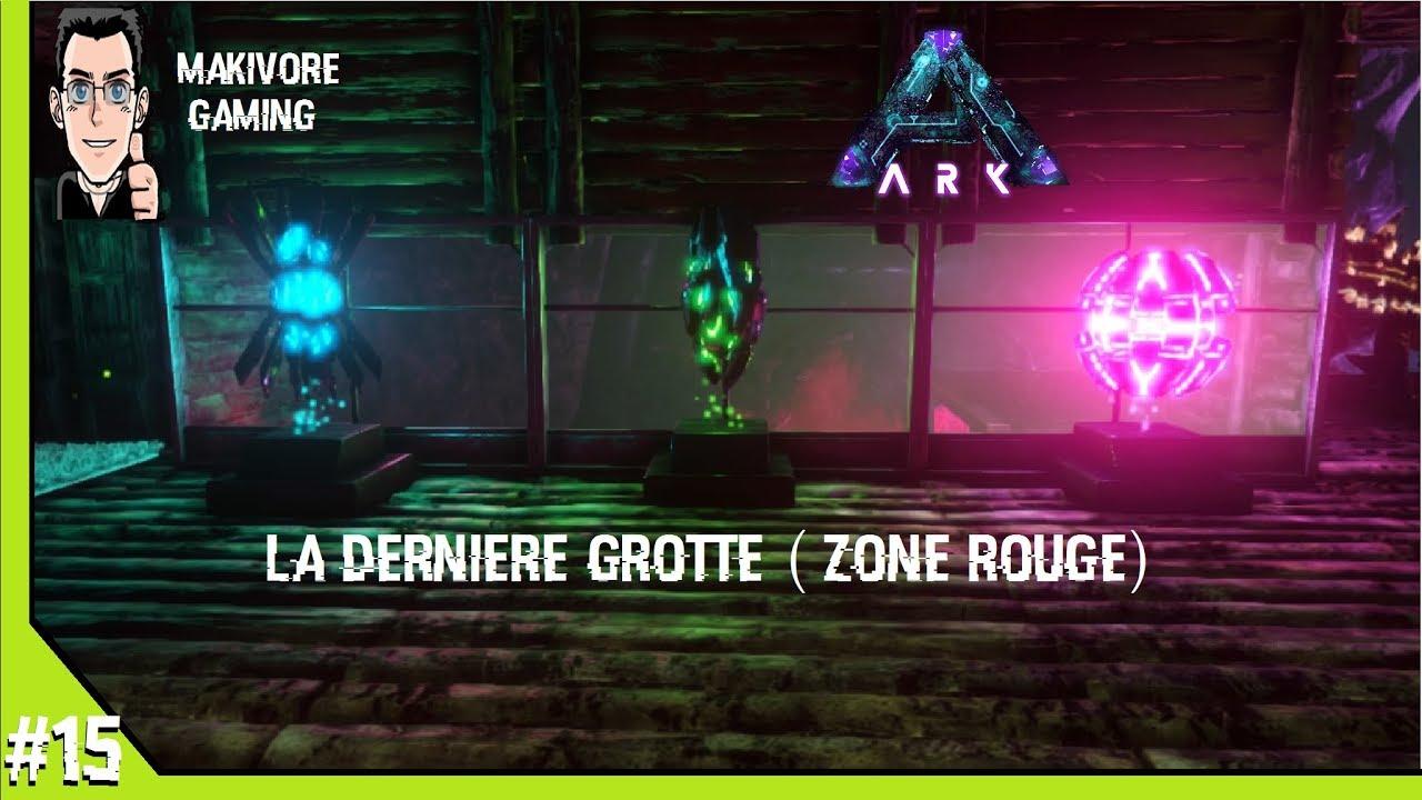 Ark Aberration Solo La Dernière Grotte Zone Rouge - Minecraft die grobten hauser