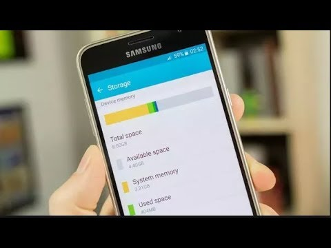 How To Increase Mobile Phone Storage Without Sd Card