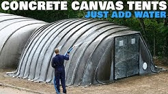 Concrete Canvas - Just Add Water