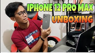 iPhone 12 Pro Max Graphite Plus Accessories & Set Up | Early Birthday Gift For Myself | Alvin Leona