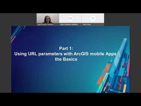 Mastering URL Parameters with ArcGIS Mobile Apps