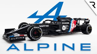 Alpine's confusing start as an F1 team explained
