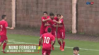 SUB-15: Gil Vicente FC 2-1 Vitória SC
