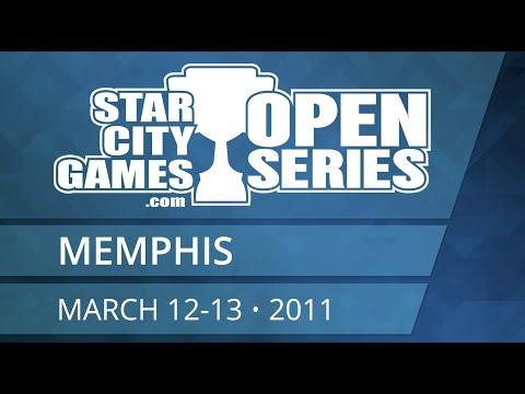 SCGMemphis - 2011 - Standard - Round 8 - Joey Mispagel vs Michael Donovan
