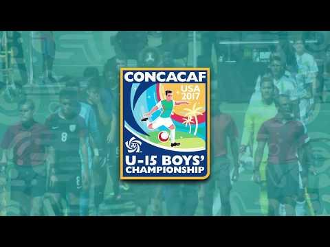 CU15 2017: México vs United States Highlights