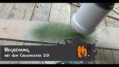 Begrünung mit dem Grasmaster 2.0 [TB-TV #128]