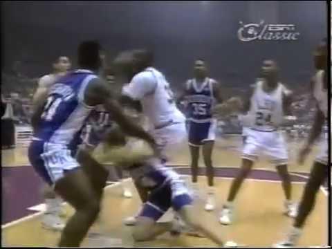 February 5, 1991-Basketball-LSU vs. Kentucky