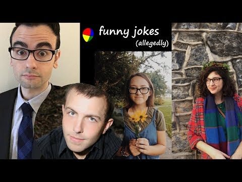 Funny jokes, allegedly (GoF #35)
