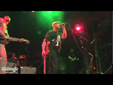 """THE BLACK SEEDS """"The Prince"""" - live @ The Gothic"""
