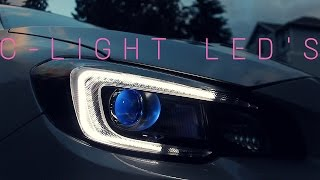 homepage tile video photo for 2016 WRX Limited Diode Dynamics C-Light How To Part 1/2