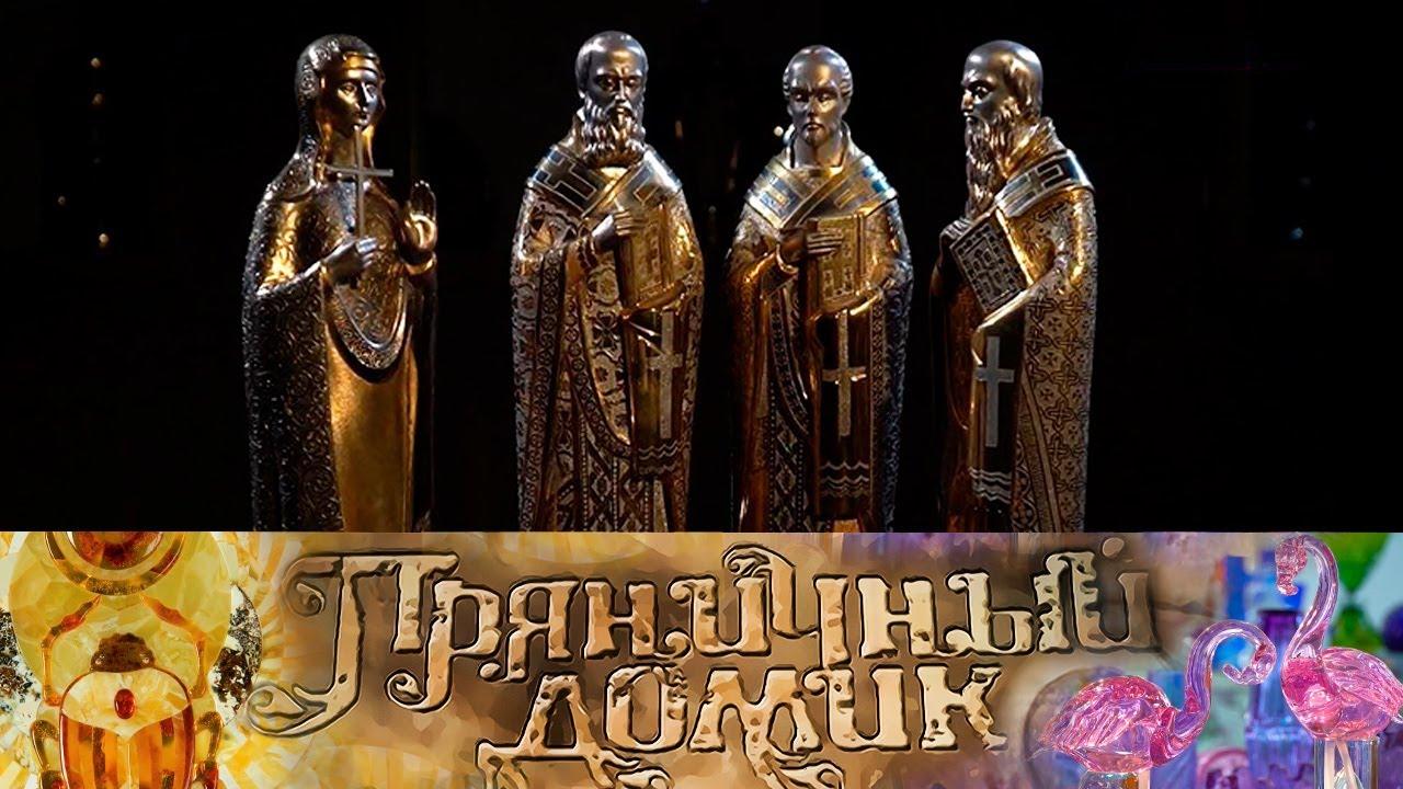 Философия авторских изделий «АиР» в программе «Пряничный домик» на телеканале «Россия-Культура».
