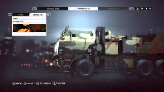 Battlefield 4 Test Range (PS4) - The AAV-7A1 AMTRAC is INVINCIBLE!!!