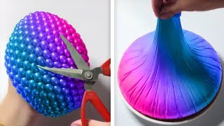 The Most Satisfying Slime ASMR Videos | Relaxing Oddly Satisfying Slime 2019 | 530