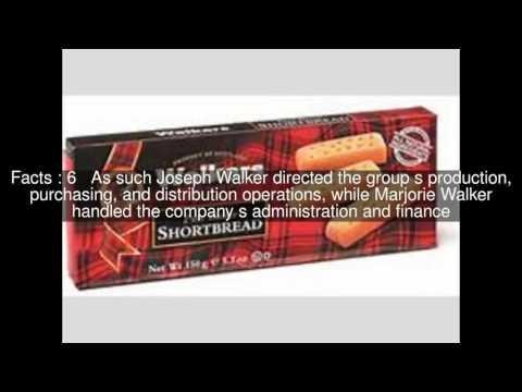 Walkers Shortbread Top  #9 Facts