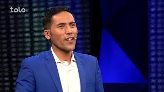 نبی روشن طنز کمیدی فصل دوازدهم ستاره افغان مرحله نهایی