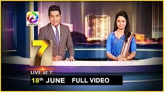 Live at 7 News – 2019.06.18 Thumbnail