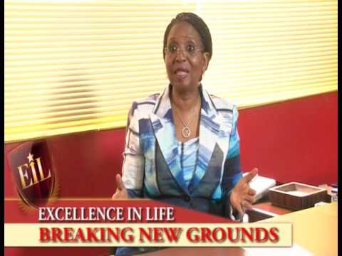 How To Break New Grounds In Nigeria - Ibukun Awosika at the Excellence In Life Series 2.0