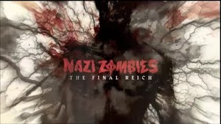 WW2 Zombies Full Intro Cutscene/Prologue Cinematic (Call of Duty WWII Zombies)