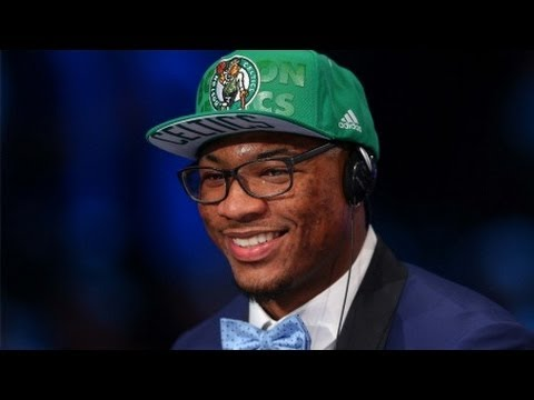 Draft Night Exclusive: Celtics