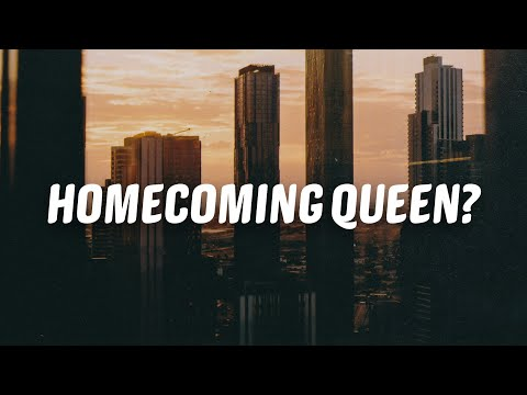 Homecoming Queen Song Lyric