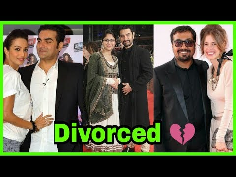 Thumbnail: Top 11 Bollywood divorces that are shocking and Heartbreaking |YOU NEVER KNEW 💔