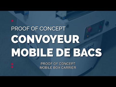 Innovation by Daher : un robot pour moins de fatigue et plus d'espace