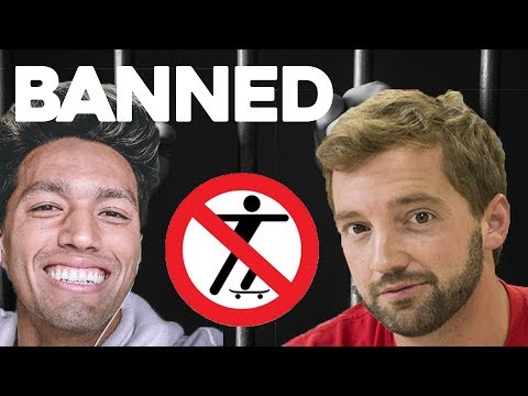 """Why """"Skate Youtubers"""" are BANNED from the Skate Industry"""