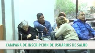 CAMPAÑA INSCRIPCIÓN DE SALUD