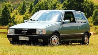 Fiat Uno Turbo - Davide Cironi Drive Experience (ENG.SUBS)