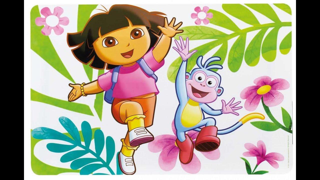 Dora The Explorer Episodes Games 2015 HD 51 - YouTube