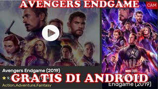 Cara Nonton Film Avengers EndGame Gratis Di Android
