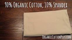 Organic Cotton/Spandex Stretch Jersey