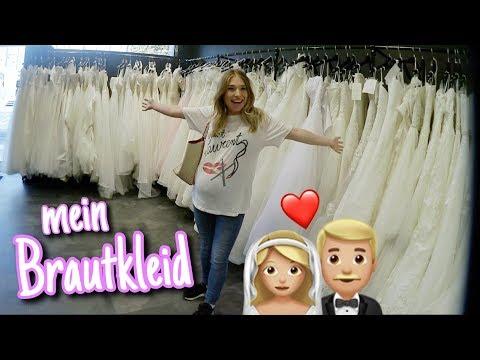 Ich kaufe mein Brautkleid 😍👰🏼💍   Bibi