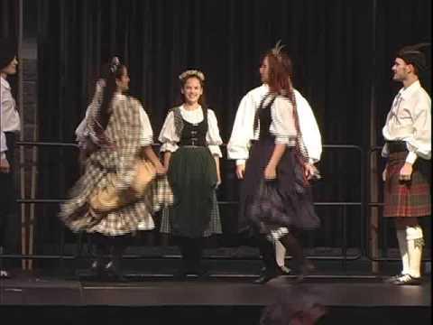 Scotland - 2009 World Culture Folk Dance Competition