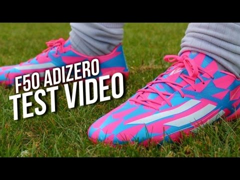 4b74d7a9dd43 72be1 91f30  closeout 2014 benzema bale boots adidas f50 adizero pink white  blue test youtube 8cc3d 732e8