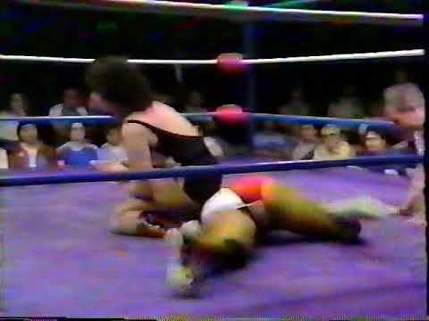 Wendi Richter Vs. Donna Christianello [1985-03-16]