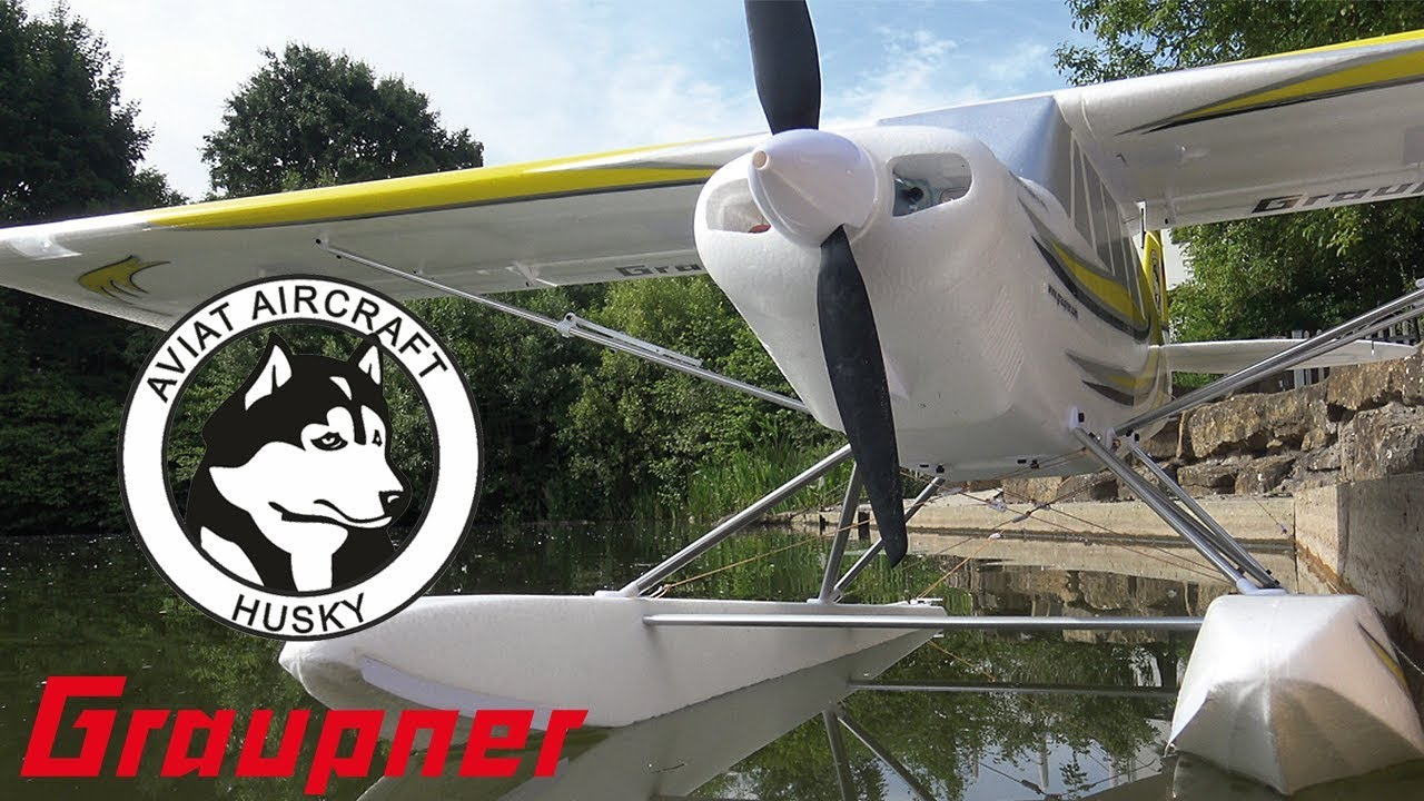 Husky 1800S Aufbau/Build Video - YouTube