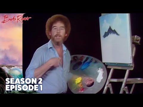 Bob Ross - Meadow Lake (Season 2 Episode 1)