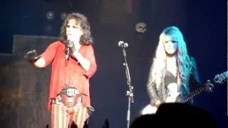 Watch Alice Cooper Be My Lover video